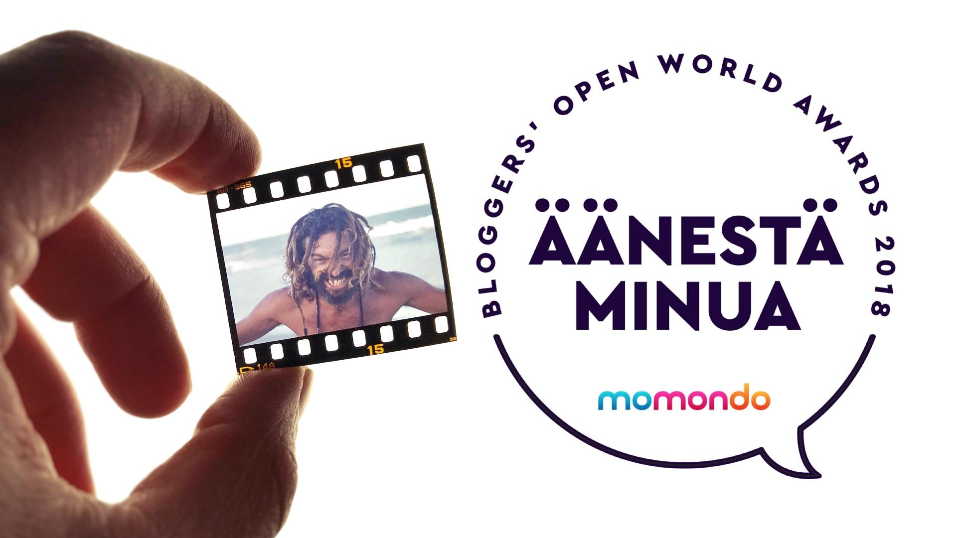 momondo Open World - Jan Viljanen